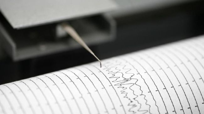 Padang Sidempuan Diguncang Gempa 5,8 SR