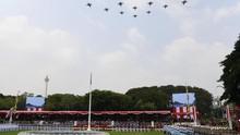 Pasukan Operasi Seroja Dapat Penghormatan di HUT RI ke-74