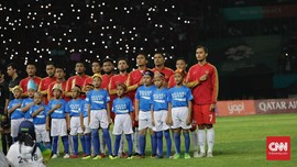Susunan Timnas Indonesia vs Hong Kong: Garuda Muda Full Team