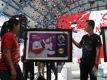 Begini Bentuk Kartu Multi Trip Bergambar Maskot Asian Games