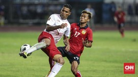 Beto: Laga Timnas Indonesia vs Hong Kong Seperti Final