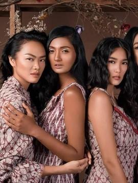 Bekali Bibit Baru, Empat Top Model Indonesia Bikin Sekolah Model