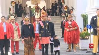 Jokowi Tanda Tangani Aturan Berbusana Acara Kenegaraan