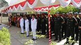 Pekik Merdeka Tentara-Polisi Kamboja Meriahkan HUT RI ke-73