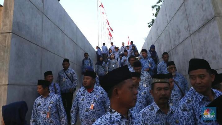 pns upacara