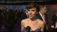 VIDEO: 'Black Widow' Jadi Aktris Berpenghasilan Tertinggi