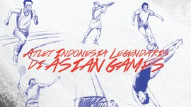 Atlet Indonesia Legendaris di Asian Games