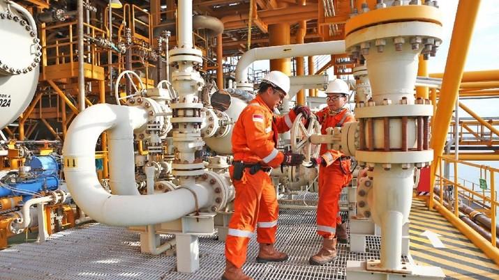 PGN akan lepas Saka Energi tapi tunggu kondisi keuangan pulih