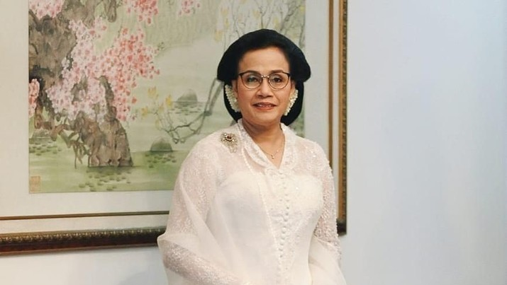 Sri Mulyani masuk dalam daftar tim kampanye Joko Widodo - Ma'ruf Amin.