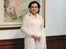 Jokowi Ingkar Ekonomi Tumbuh 7%, Ini Pembelaan Sri Mulyani