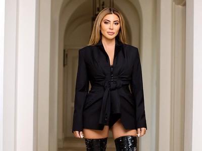 Potret Larsa Pippen, Sahabat Kim Kardashian yang Tak Kalah Seksi & Tajir