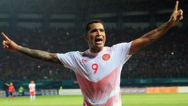 Timnas Indonesia U-23 Terancam Tanpa Beto di SEA Games 2019