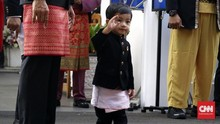 Netizen Kecewa Jan Ethes Tak Nampak saat Pelantikan Presiden