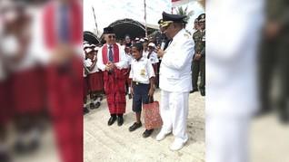 Panjat Tiang Bendera, Menpora Undang Joni Belu ke Jakarta