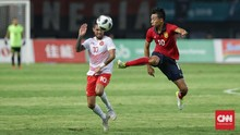 Klasemen Grup A Asian Games Usai Timnas Indonesia Tekuk Laos