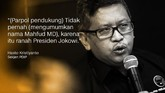 Sekjen PDIP, Hasto Kristiyanto.