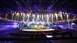 Penonton Puas dengan Pembukaan Asian Games 2018