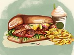 Jumlah Gerai Subway di Dunia Kalahkan McDonald's & Starbucks