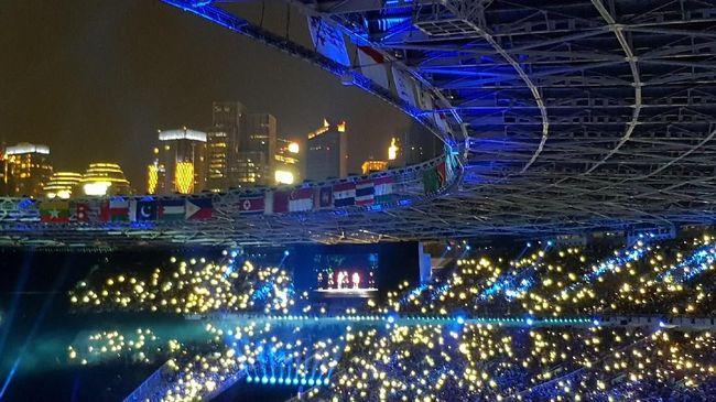 Pembeli Tiket Pembukaan Asian Games 2018 Tak Dapat Kursi