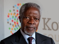 Kofi Annan dan Momen Kelam Sang Negarawan Internasional