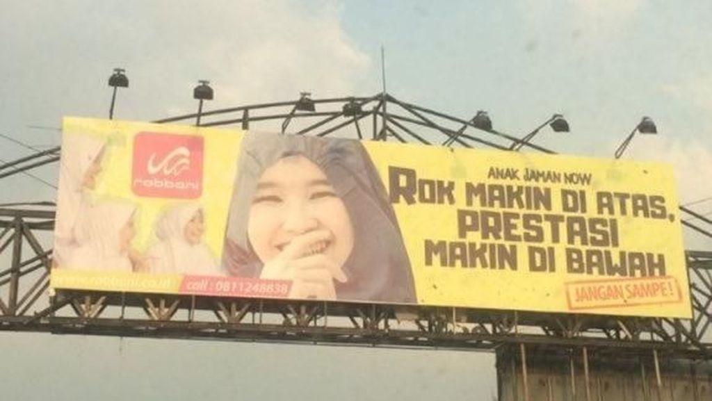 Iklan 'Rok di Atas' Jadi Viral, Ini Tanggapan Pihak Rabbani