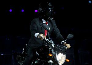 Jokowi Buka Suara Soal Stuntman di Pembukaan Asian Games