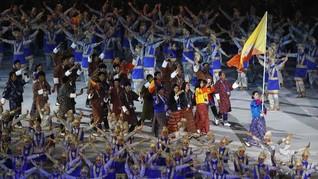 5 Negara 'Asing' di Asian Games 2018