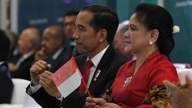 Terima Korsel-Korut, Jokowi Soroti Efek Damai Asian Games