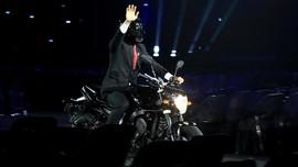 PDIP: Ada Pesan di Balik Aksi Motor Jokowi di Asian Games