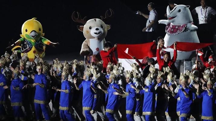 Perhelatan Asian Games 2018 selama dua pekan di Jakarta menuai pujian dari media asing.