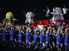 Media Asing Puji Jokowi atas Kesuksesan Asian Games 2018