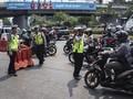 Jalan Imam Bonjol Ditutup Saat Pengambilan Nomor Urut Capres