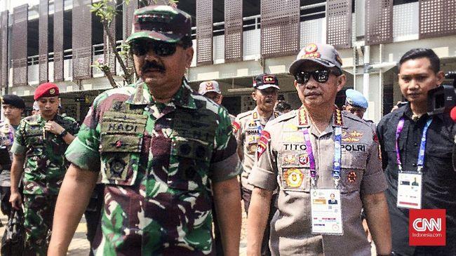 Panglima TNI dan Kapolri Akan Temui Korban Rusuh Wamena