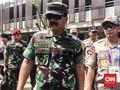 Kapolri dan Panglima TNI Tinjau Kebakaran Hutan di Riau
