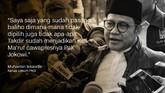 Ketua Umum PKB, Muhaimin Iskandar alias Cak Imin.