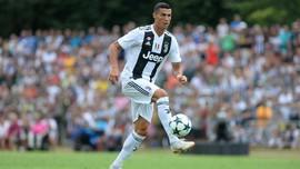 Ronaldo Starter, Juventus Diimbangi Chievo di Babak Pertama