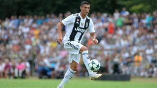 Harga Satu Posting Iklan di Instagram Ronaldo Rp11,4 Miliar