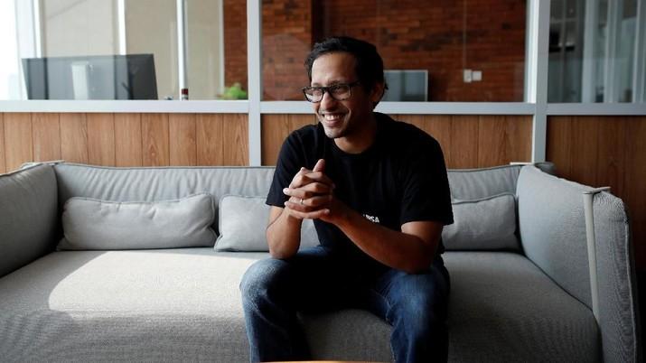 Nadiem: Jika Menang di Indonesia, Gojek Menang di ASEAN