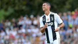Platini Takjub Ronaldo Pilih Pindah ke Juventus