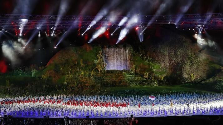 Michael Bambang Hartono bertarung di cabang olah raga bridge pada Asian Games 2018.