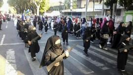 Polemik Pawai Bercadar, Mendikbud Jamin Sekolah Tak Radikal