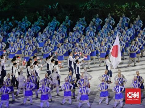 Terlibat Prostitusi, 4 Atlet Jepang Diskors dari Asian Games