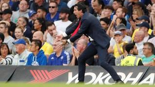 Alasan Emery Tolak Jabat Tangan Sarri Usai Kalah dari Chelsea