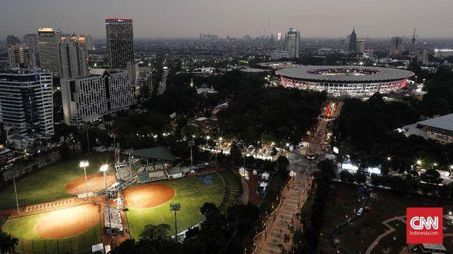 Informasi Pengalihan Rute Selama Penutupan 'Asian Games 2018'