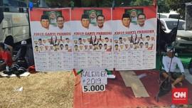 Dulang Untung dari #2019GantiPresiden di Ulang Tahun FPI
