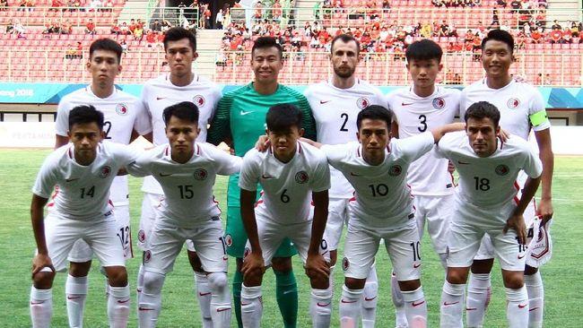 4 Ancaman Hong Kong terhadap Timnas Indonesia U-23