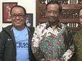 Jersey MU untuk Mahfud MD, Kado 'Pelipur Lara' dari Said Didu