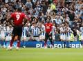 Man United Tertinggal 1-3 dari Brighton di Babak Pertama