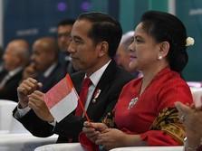 Via Vallen Buat Jokowi Berjoget Saat Pembukaan Asian Games