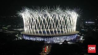 Anies: Pembukaan Asian Games 2018 Buat Semua Hati Bergetar